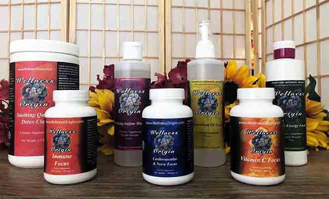 Highest Quality Supplements Wellness Origin