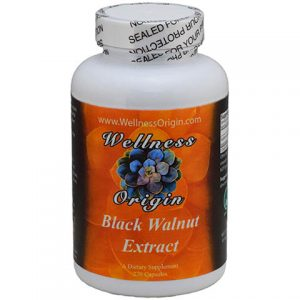 Black Walnut Extract Wellness Origin