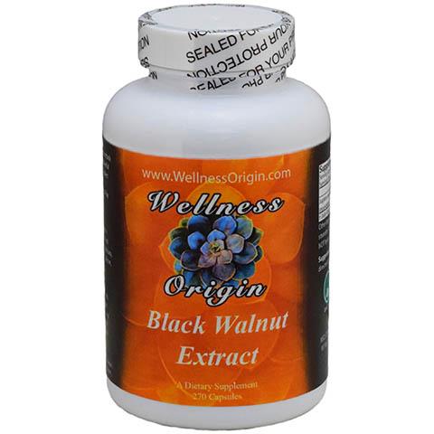 Black Walnut Extract Wellness Origin