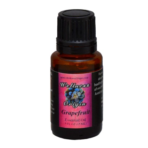 Grapefruit Essential Oil Wellness Origin