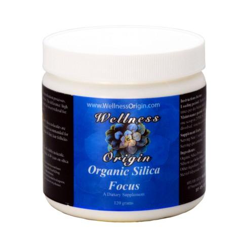 Organic Silica Focus Wellness Origin