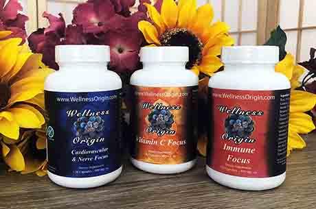 Organic Supplements Online Wellness Origin