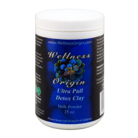Ultra Pull Detox Clay Wellness Origin