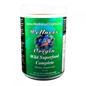 Wellness Origin Wild Superfood Complete