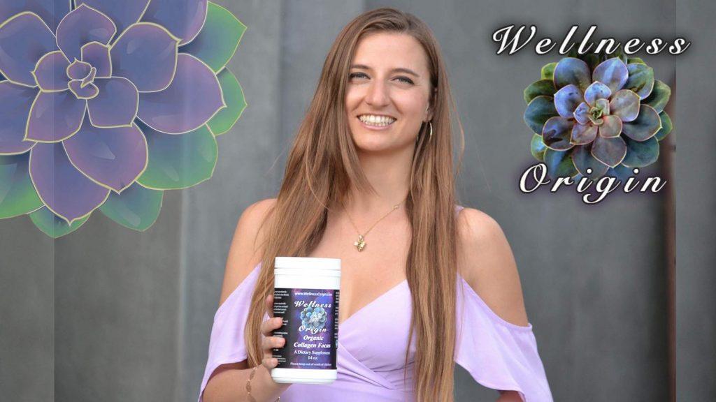 organic collagen wellness origin
