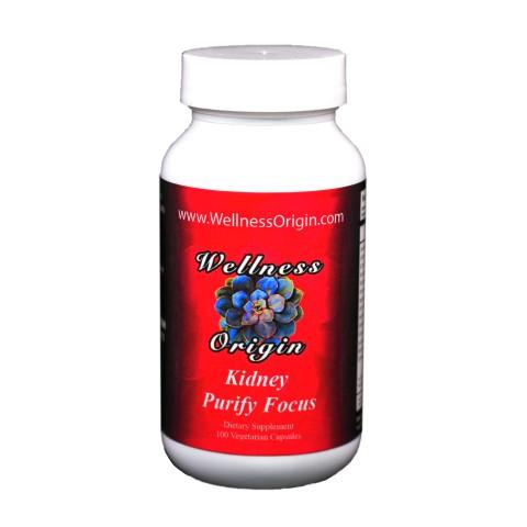 Kidney Purify Focus Wellness Origin