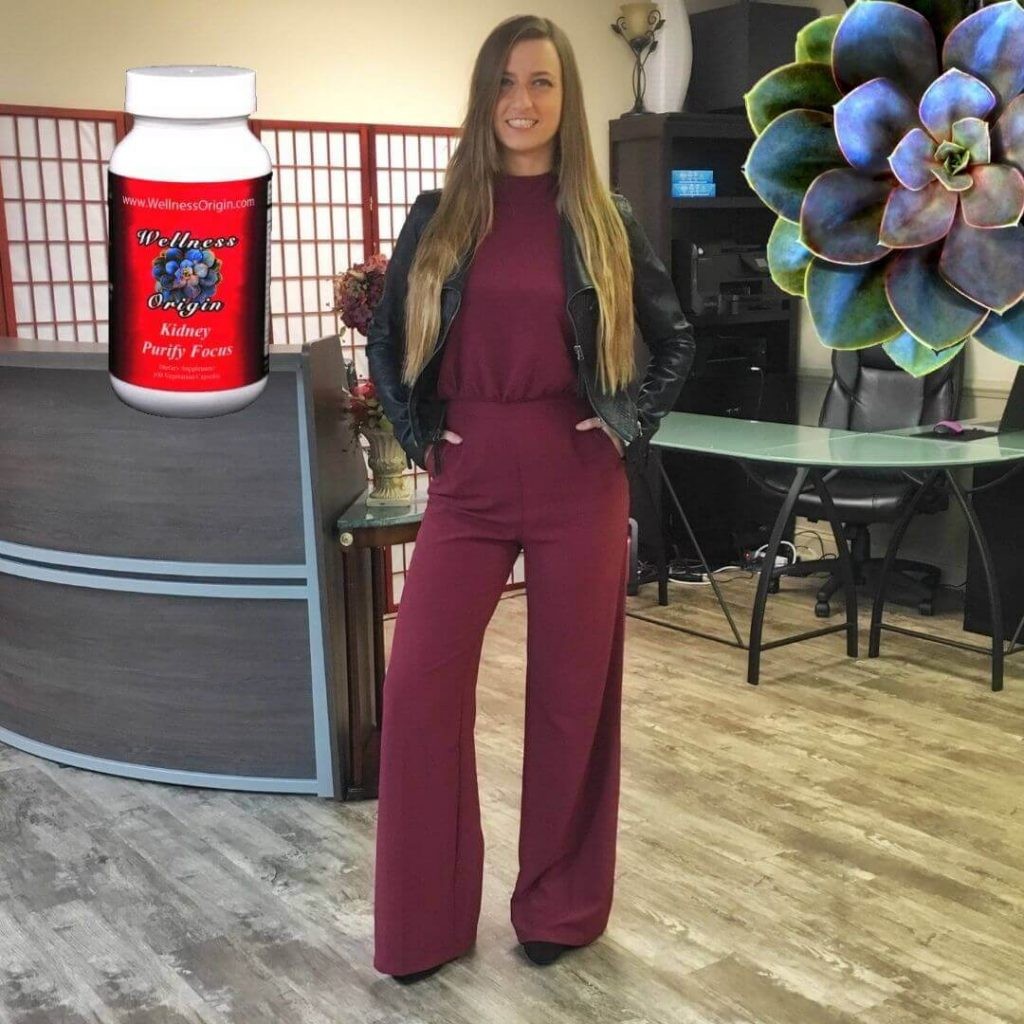 Organic supplements Claudia Varga